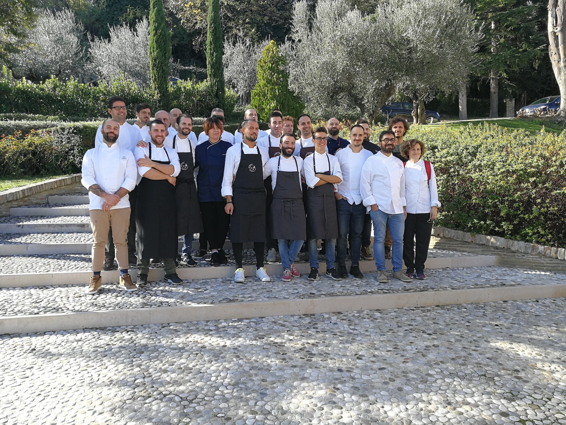GICO e CHIC: In The Kitchen Tour chiude il 2018 in Sud Italia