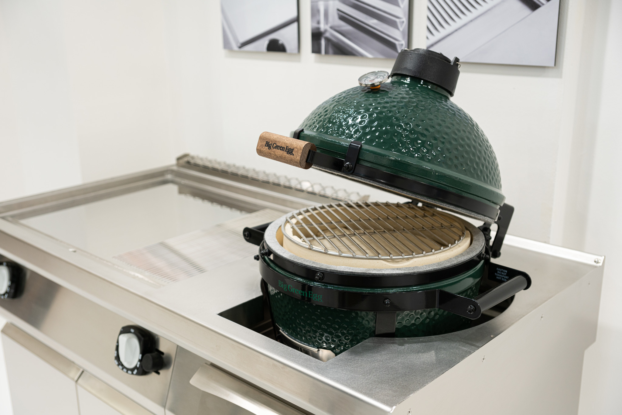 GICO per BIG GREEN EGG