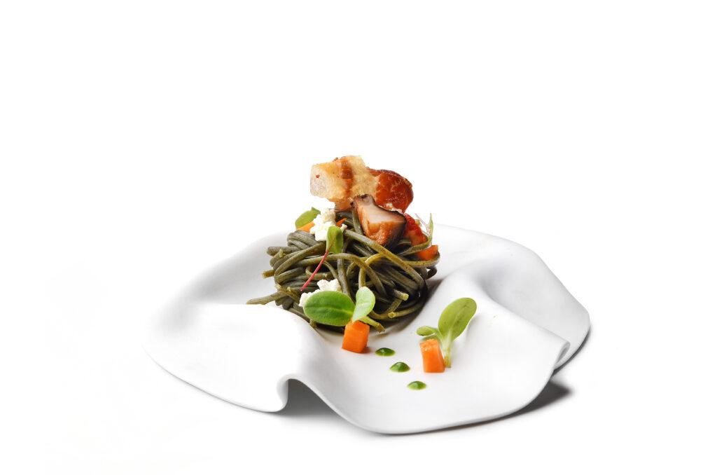 Piatto Chef Emanuele Vallini