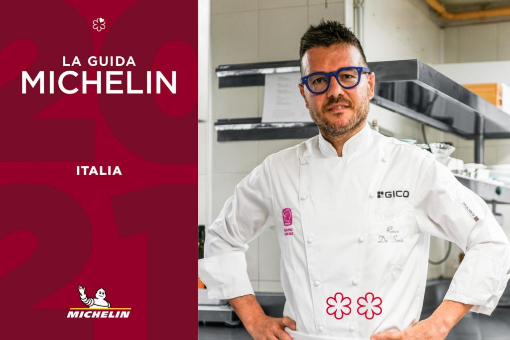 Chef Rocco de Santis - Michelin 2021