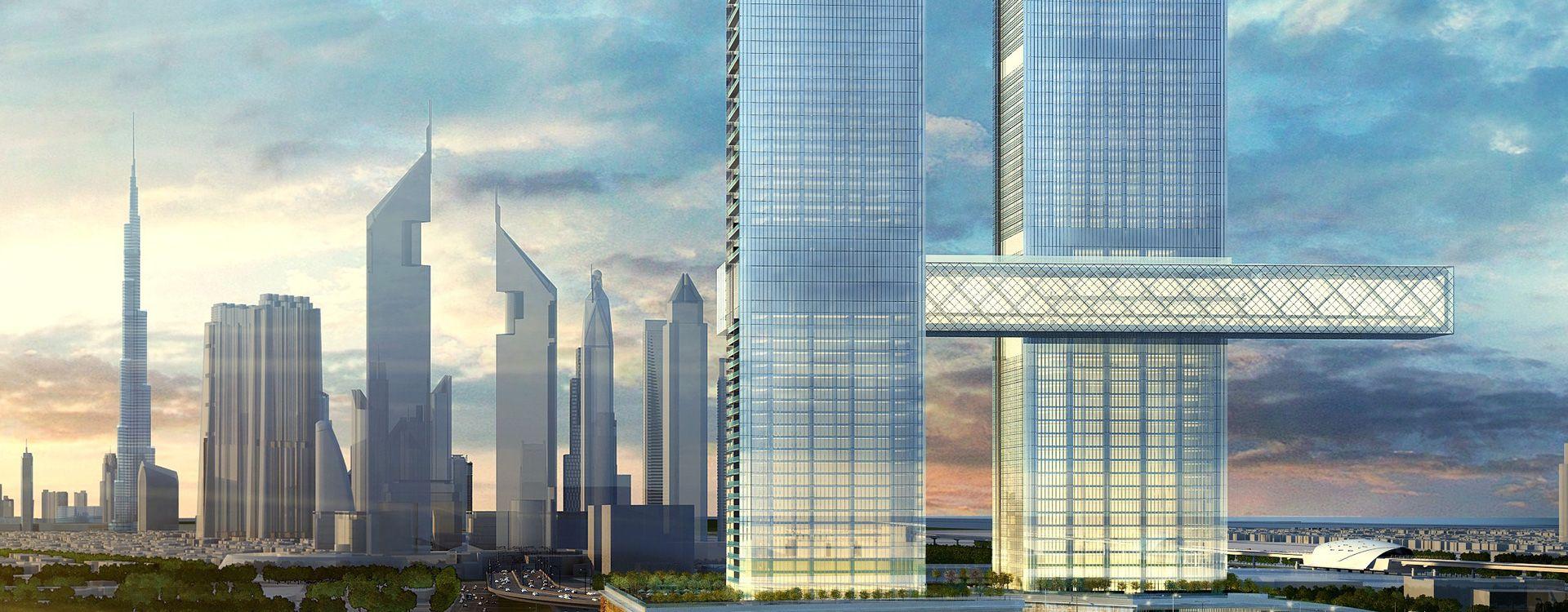 Gico per One Za'Abeel, l'avveniristico progetto di Dubai
