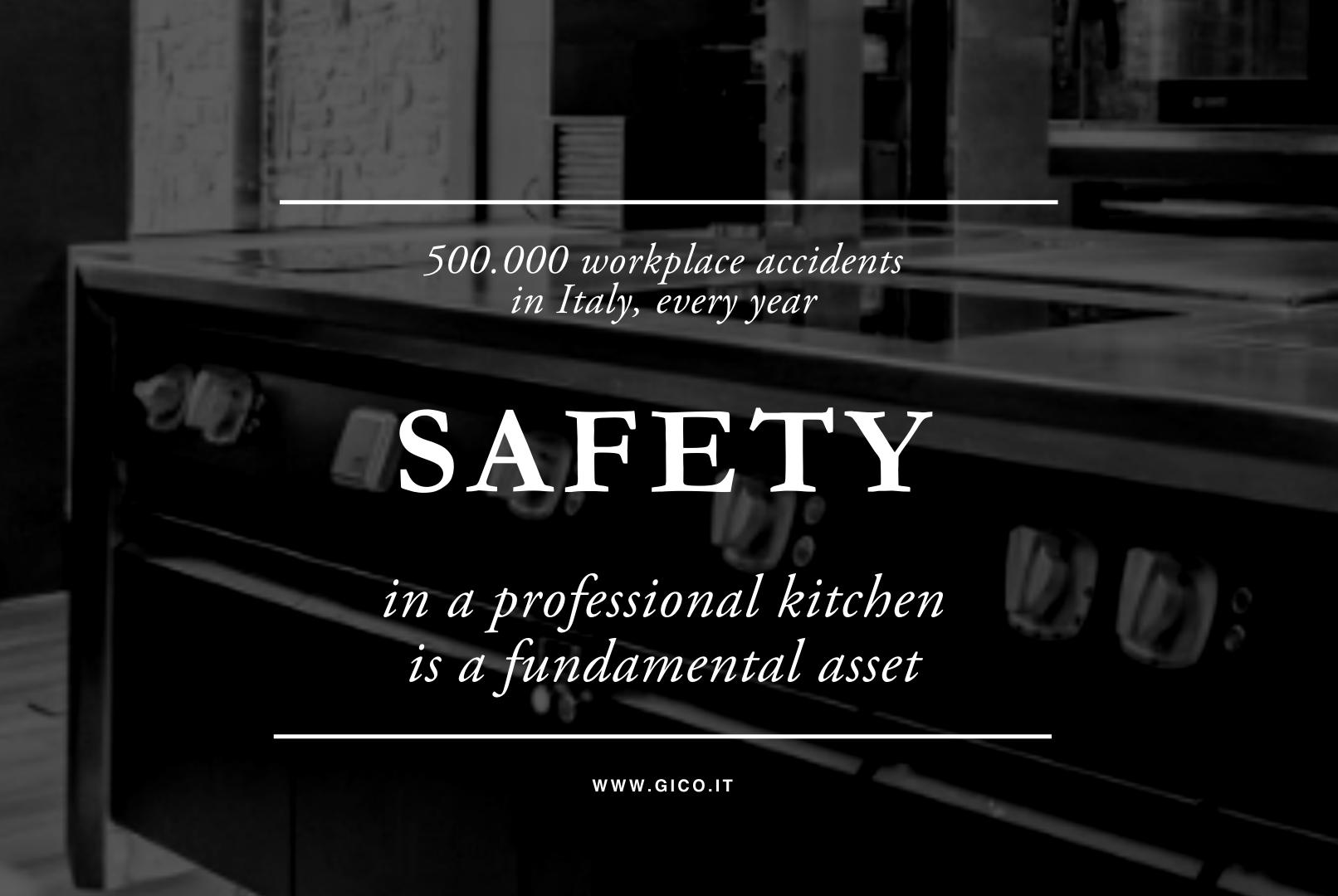 Safety First: incidenti in cucina e come evitarli