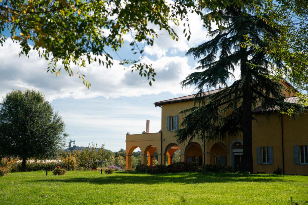 Villa Aretusi, Bologna